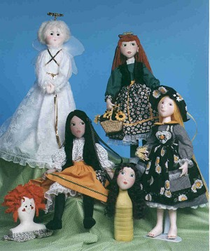 * Barbie,fashion dolls, and Baby doll clothes patterns *